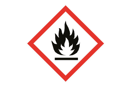SGH02 - Substances inflammables
